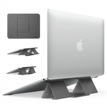 Ringke Folding Stand 2 Gray (+ Protection Sticker 2P)