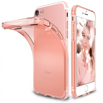 Ringke iPhone 7/8 Case Air Rose Gold
