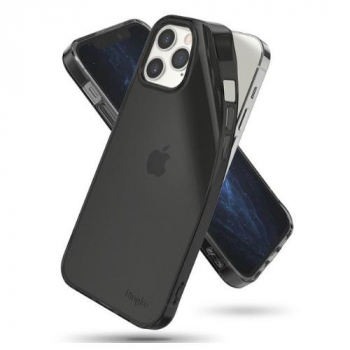 Ringke iPhone 12 Pro Max Case Air Smoke Black