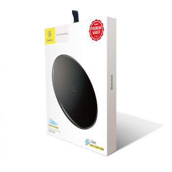 Baseus Wireless Charger 10W Black (CCALL-JK01)
