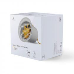 Baseus Fan Home Small Horn Desktop Gray (CXLB-0G)