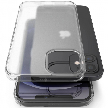 Ringke iPhone 12 mini Case Fusion Matte Clear