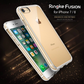 Ringke iPhone 7/8 Case Fusion Clear