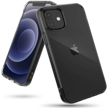 Ringke iPhone 12 mini Case Fusion Smoke Black