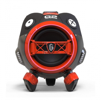 Gravastar G2 Venus Bluetooth Speaker 10W Flare Red EU