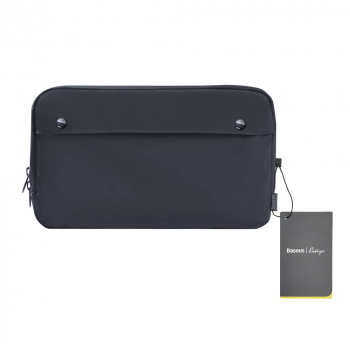Baseus Bag Basics Series Digital Device Storage size S (220 x 60 x 140 mm) Dark Gray (LBJN-D0G)