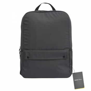 Baseus Bag Basics Series Computer Backpack 16 inch (size: 300 x 416 x 110 mm) Dark Gray (LBJN-F0G)