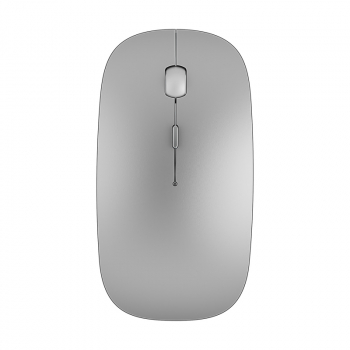 WIWU Mouse Wimic Lite WM101 Bluetooth and Wireless connection 450 mAh Silver