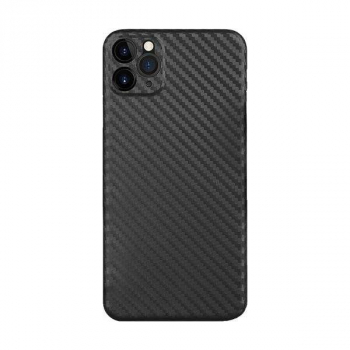 WiWU iPhone 12 case Carbon Skin Pro Black