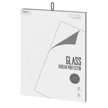 Baseus iPad 12.9 Pro 0.3 mm T-Glass Transparent (SGAPIPD-AX02)