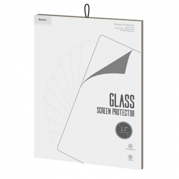 Baseus iPad 11 Pro 0.3 mm T-Glass Transparent (SGAPIPD-CX02)