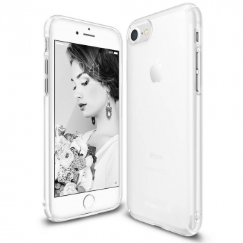 Ringke iPhone 7/8 Case Slim Frost White