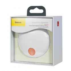 Baseus Home Flower shell Portable Aromatherapy Diffuser White (SUXUN-HB02)